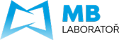 MB Laboratoř Mobile Logo